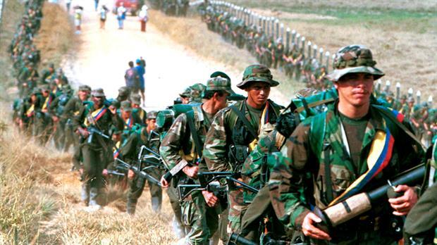 El Gobierno y las FARC acordaron extender hasta el 20 de junio la dejación de armas de la guerrilla