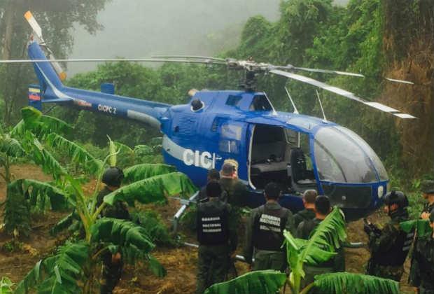 helicoptero cicpc
