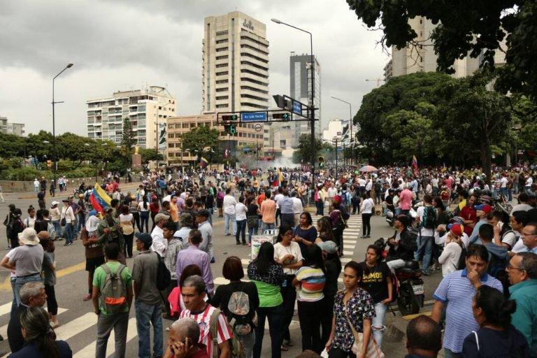marcha venezuela 2