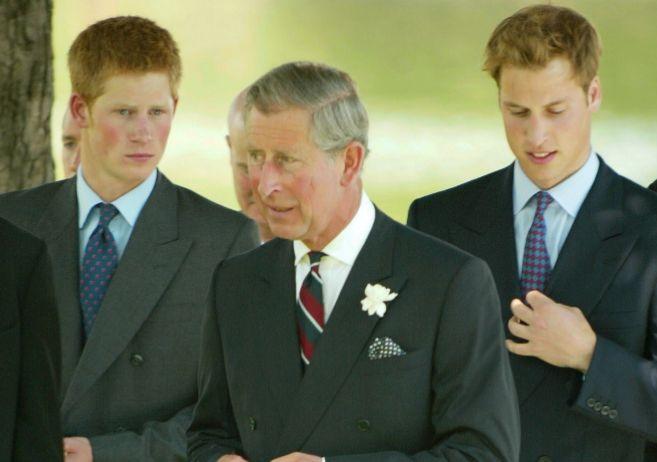 principe y padre