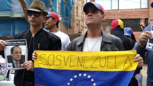 venezolanosenbog