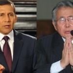 Humala y Fujimori