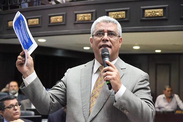 Diputado a la Asamblea Nacional: Alfonzo Marquina.