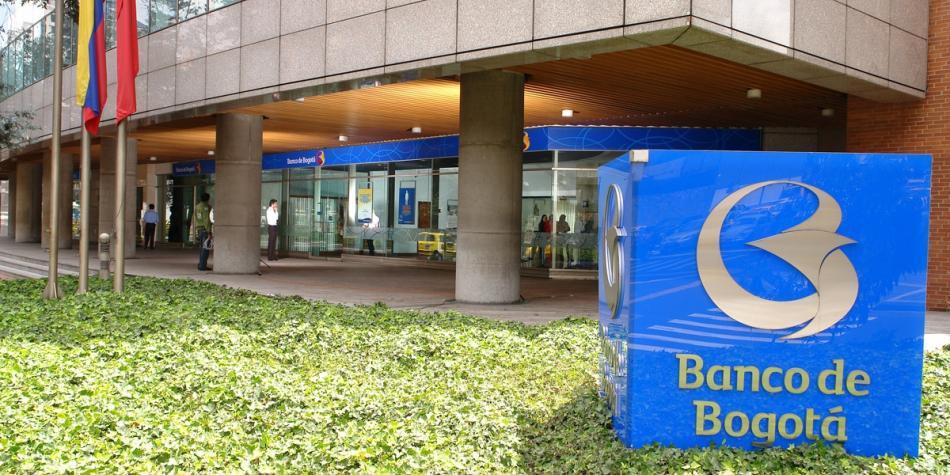 Banco de bogota colombianos en el exterior trenapzebgei for Banco exterior en caracas