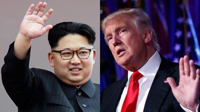 """Por la """"hostilidad abierta"""" de Norcorea, Trump cancela el encuentro con Kim Jong Un"""