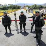 Colombia frontera vzla