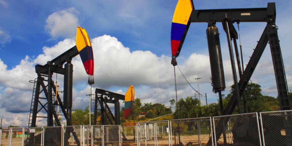 Colombia hidrocarburos
