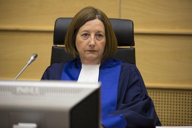 Corte Penal Internacional (CPI), Silvia Fernández de Gurmendi