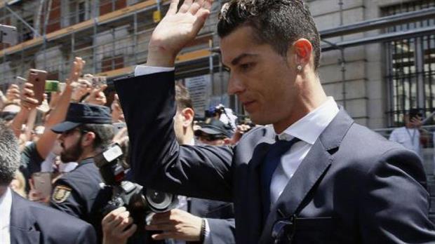 Cristiano Ronaldo España 2