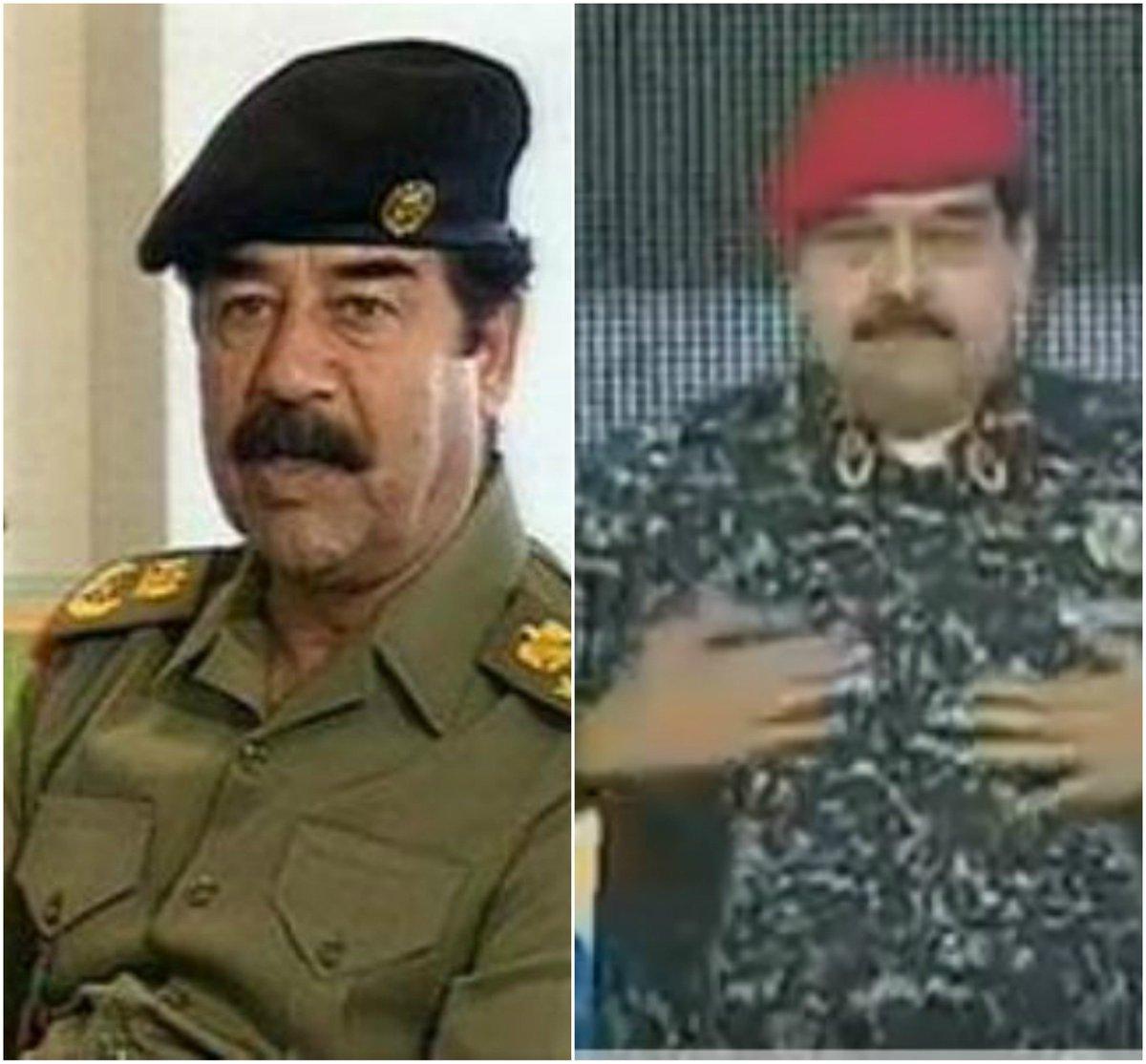 Maduro-Husein