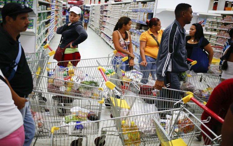 venezolanos alimentos