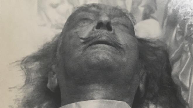 Intacto El Bigote De Dalí Tras 28 Años De Su Muerte