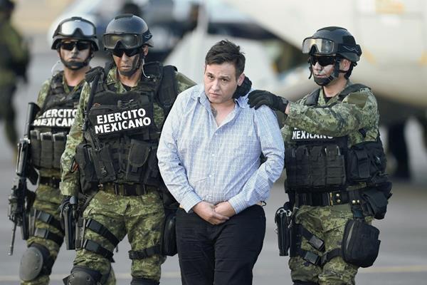 Líder del cartel de los Zetas, Óscar Omar Treviño