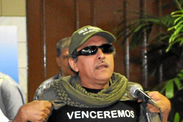 Jesús Santrich colombia