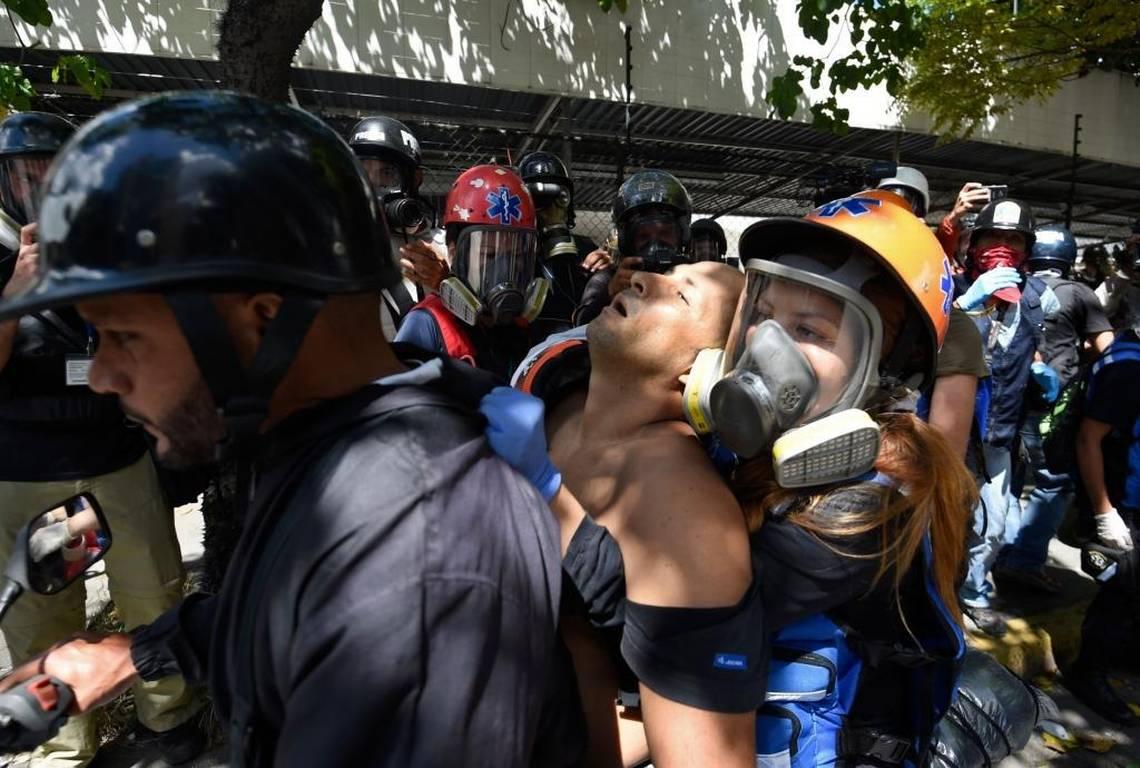 Leonardo González muerto venezuela