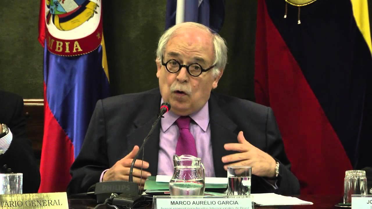 Murió Marco Aurelio García, ex asesor de Asuntos Internacionales de Brasil. Cortesía Youtube