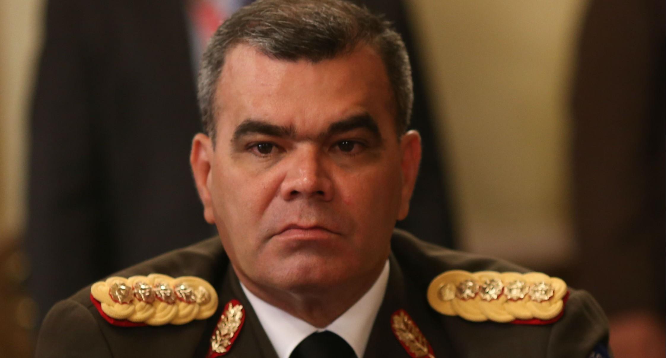 Vladimir Padrino López, Min. Defensa Venezuela