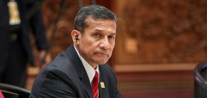 Ollanta Humala Perú