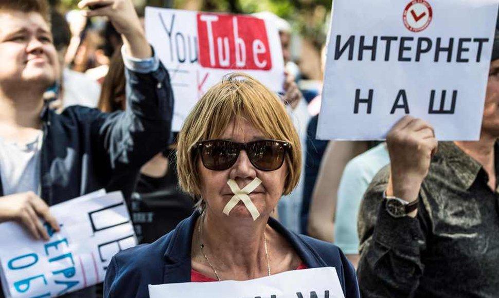 Rusia internet