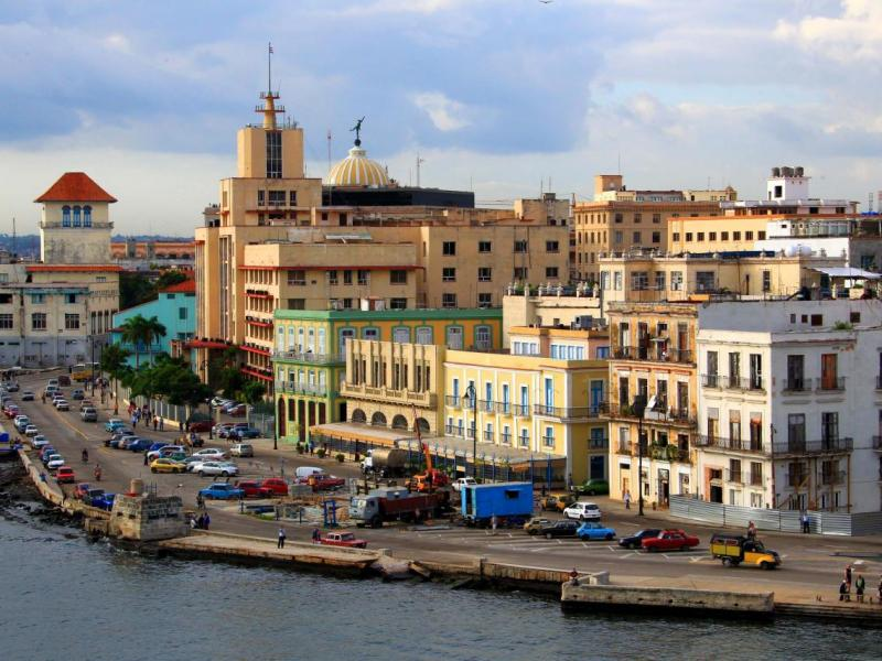 SISMO EN CUBA