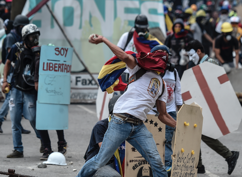 resistencia venezuela