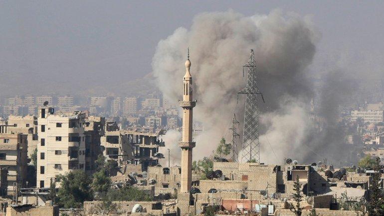 Siria Rusia