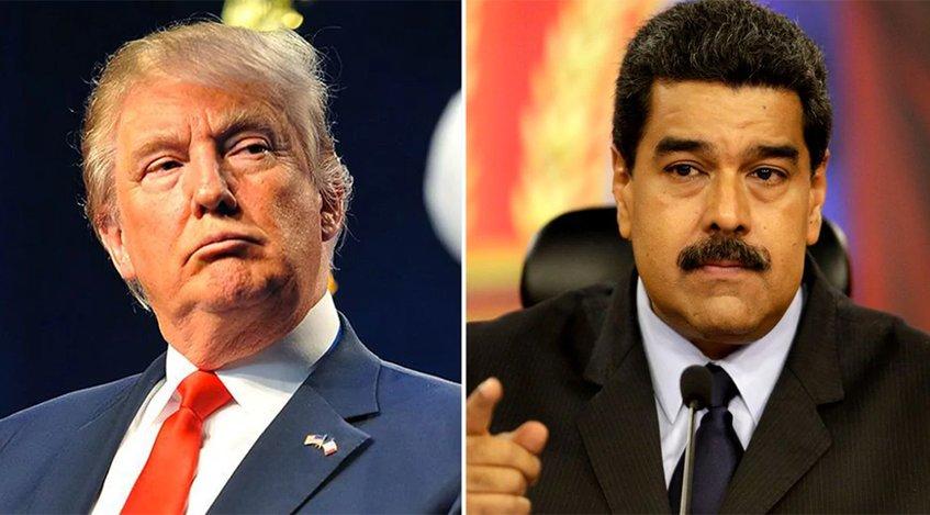 Venezuela Maduro Trump