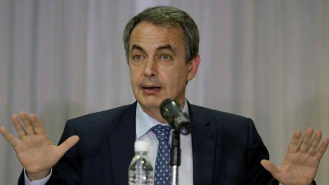 Venezuela Rodriguez Zapatero
