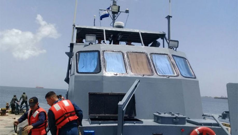 busqueda de barco perdido