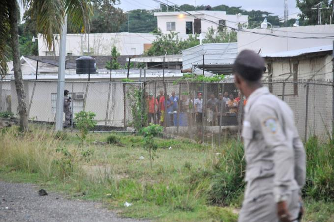 carcer dominicana