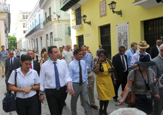 En Cuba empresarios dan recomendaciones a EEUU para fortalecer el sector privado