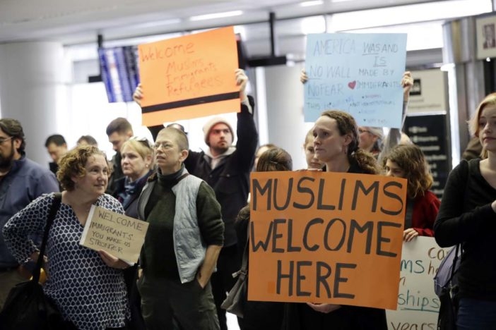 Trump Travel Ban San Francisco