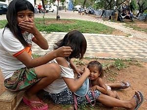 paraguay niñas