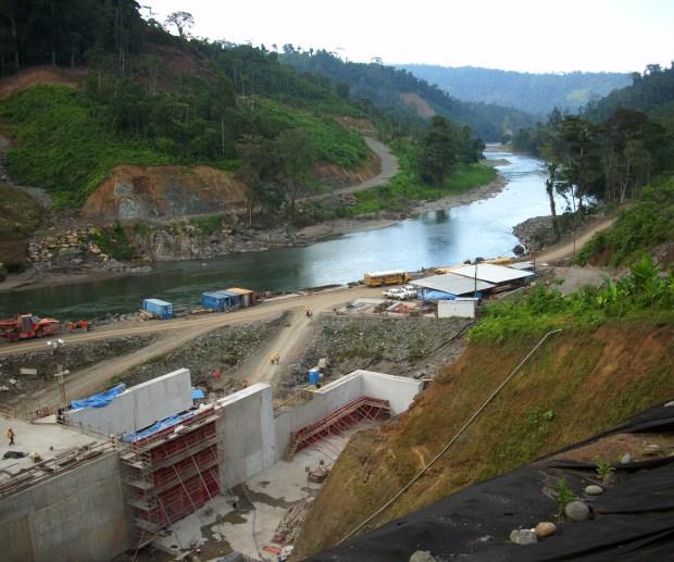 proyecto hidroelectrico