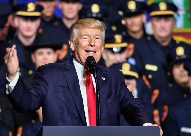 US-POLITICS-TRUMP-CRIME-GANG