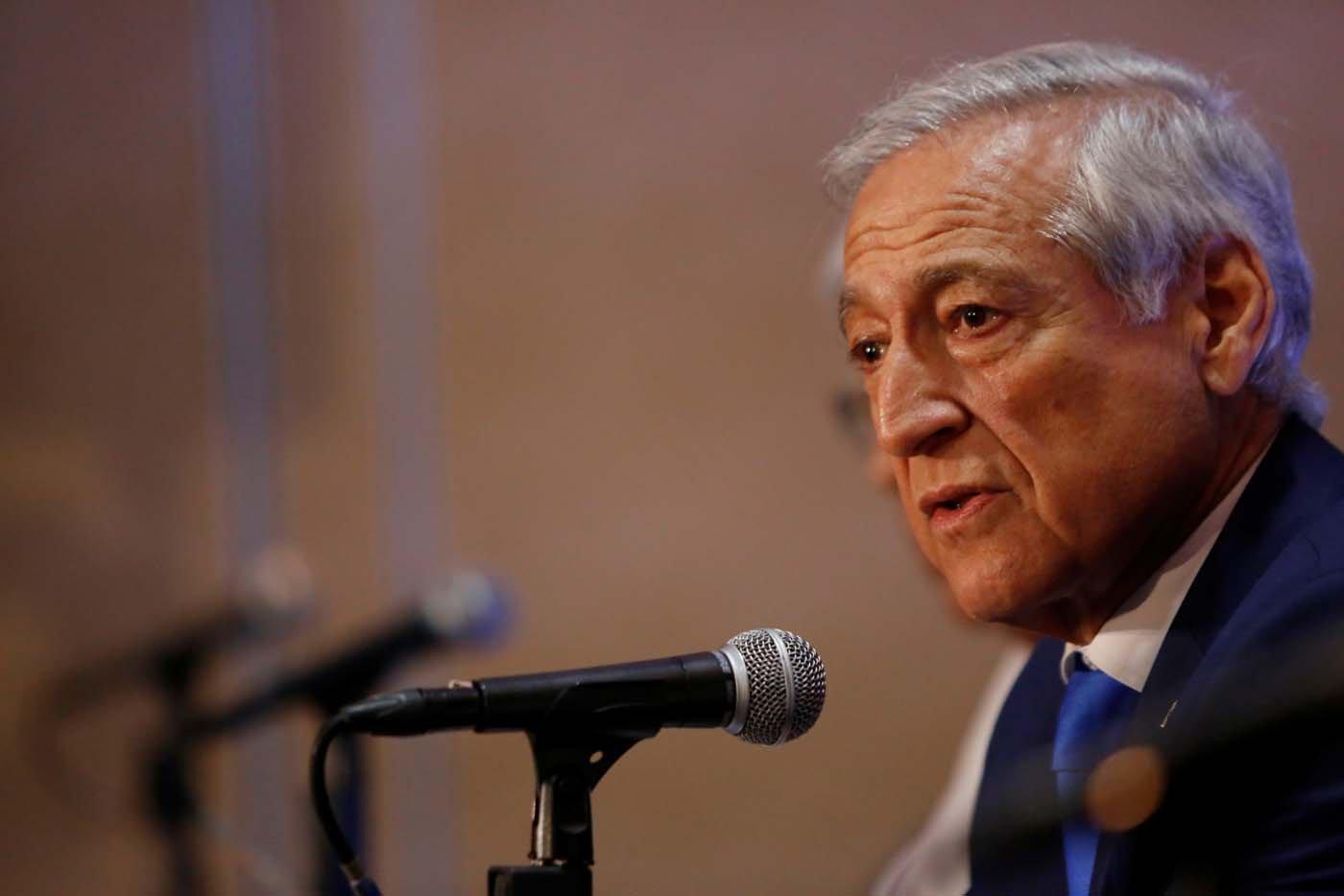 El canciller de Chile, Heraldo Muñoz (Foto archivo REUTERS/Carlos Jasso)