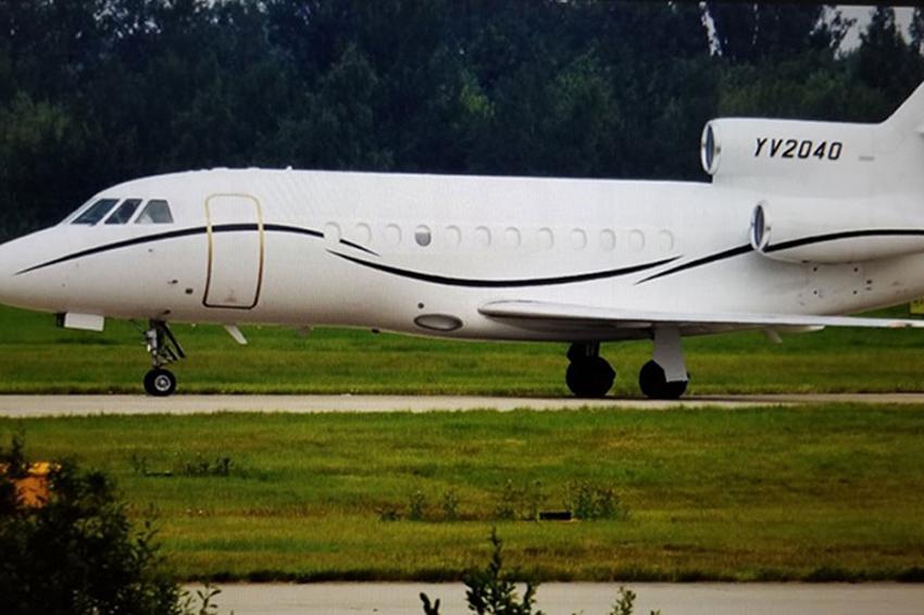 Avion PDVSA