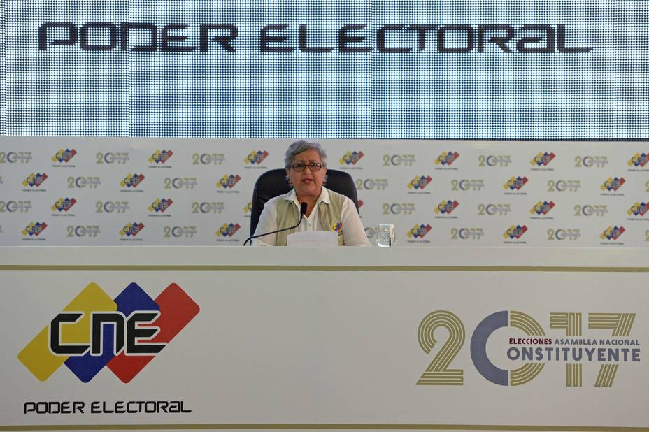 Foto archivo/ Lectura de resultados de elecciones de Constituyente