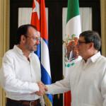 Mexico-Cuba-