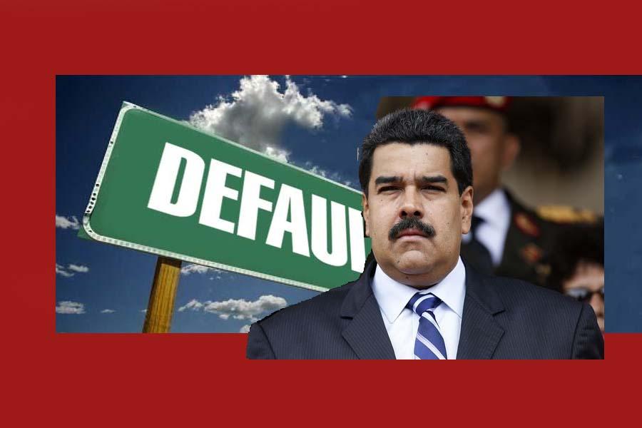 Resultado de imagen para default deuda argentina y venezuela