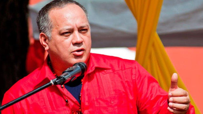 Venezuela Diosdado