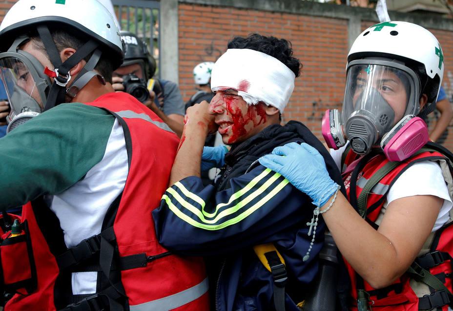 Venezuela HERIDOS