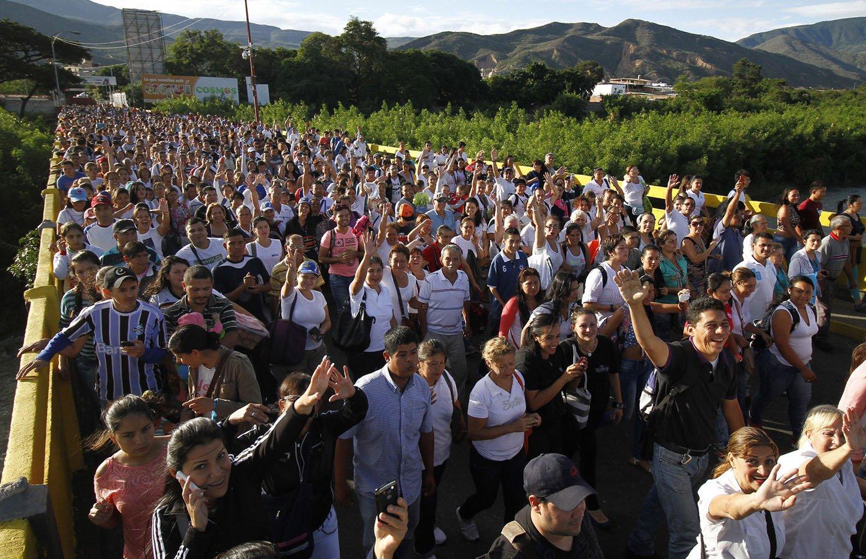 La diáspora avanza: Venezuela encabeza el mayor éxodo masivo de América
