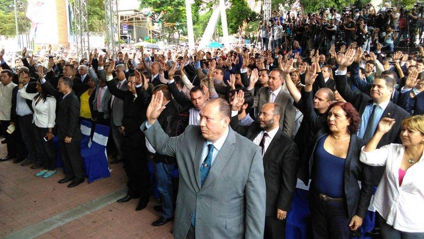 Venezuela magistrados AN