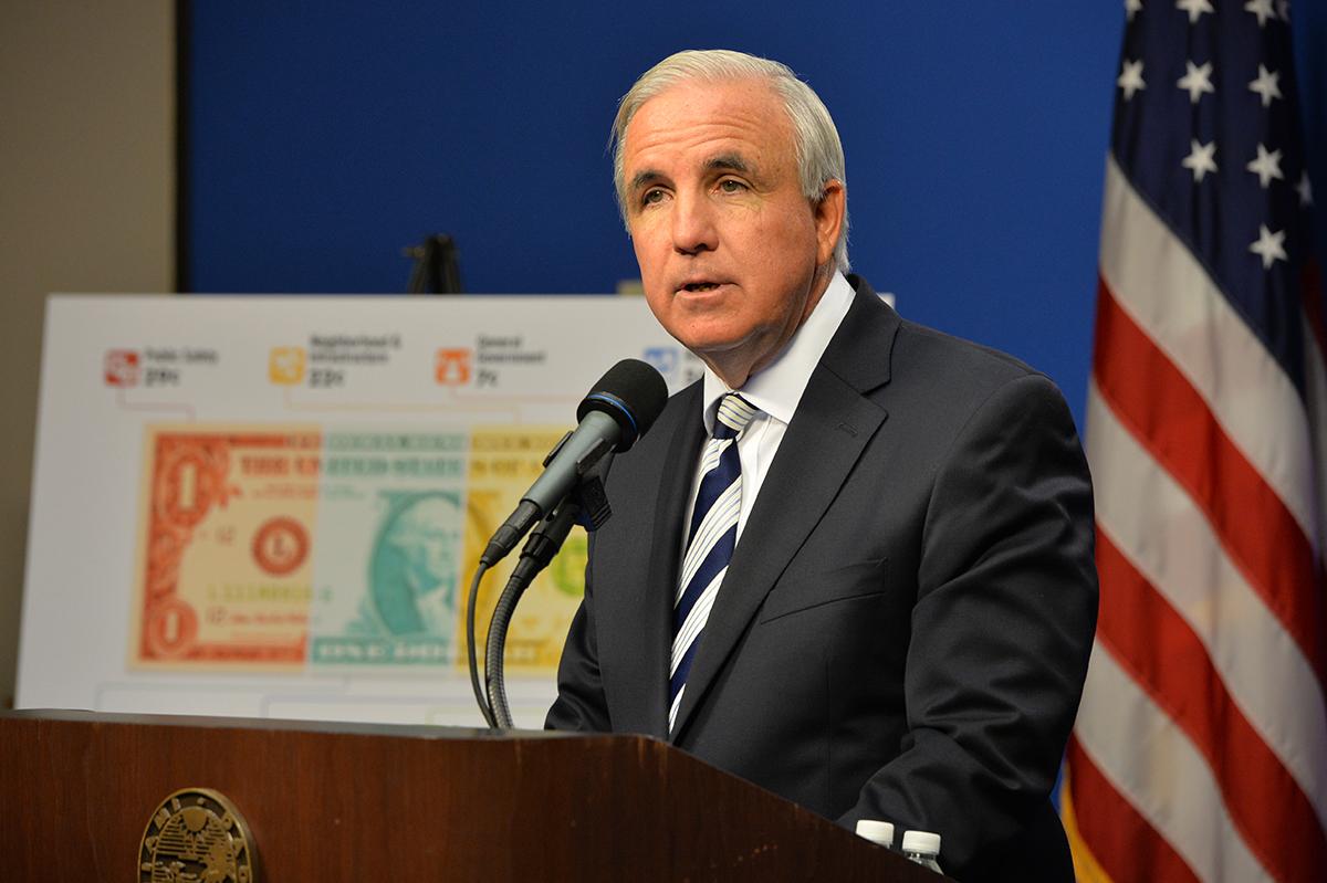 Alcalde del condado de Miami-Dade, Carlos A. Giménez