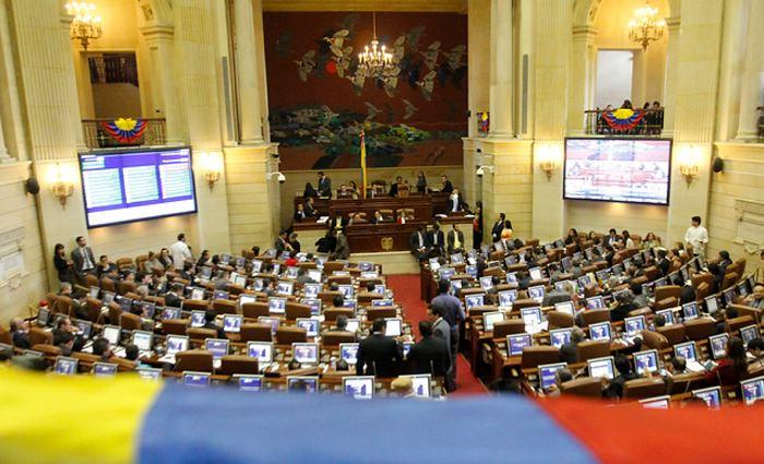 camara de representantes colombia