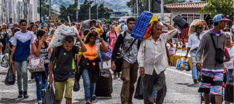 Frontera colombiana con Venezuela