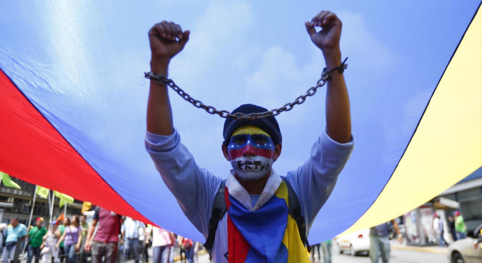presos politicos venezuela