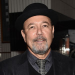 "NEW YORK, NY - OCTOBER 14:  Musician Ruben Blades attends the ""Fury"" New York premiere at DGA Theater on October 14, 2014 in New York City.  (Photo by Mike Coppola/Getty Images)"