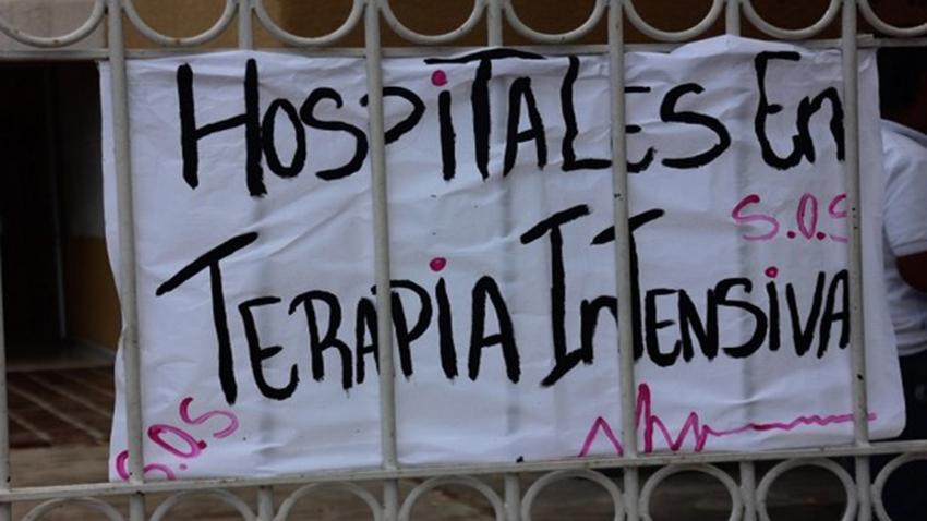 terapia hospitales